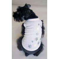 Snowflake Dog T-Shirt